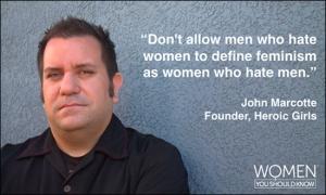 feminism is for men