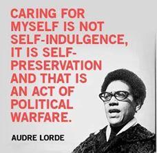 self-care ALourde